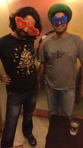 Ali Noor and Ali Hamza