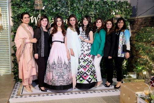 Aamra, Aalma Rizwan, Aden Rehan, Azmay Shehzada, Mariyam D Rizwan, Samia Shehzada, Sana and Sara (4)