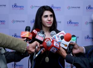 Anum Nadeem - Marketing Manager Dolmen