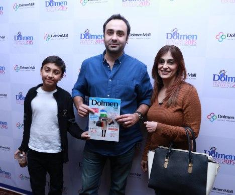 Ashaz, Wajahat and Shazia