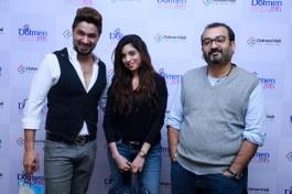Hasan Rizvi, Asma Sohail and Sohail Javed