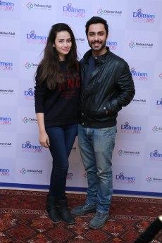 Sana and Ahmed Ali