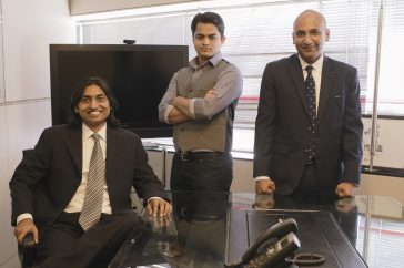 Team HSN Ventures - Umair Aziz, Shayaan Tahir and Shakir Husain [F]1