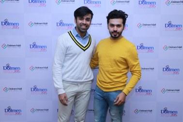 Wahab Shah and Saim Ali
