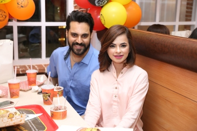 Adnan Hussain & Hira Hussain