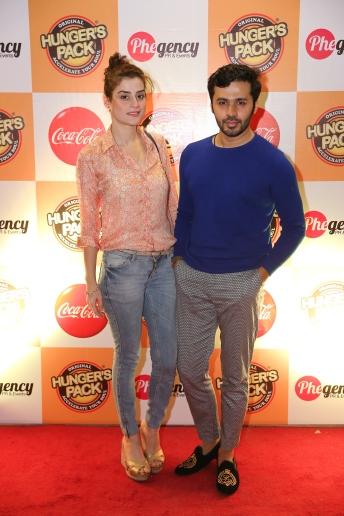 Amna Malik & Saim Ali