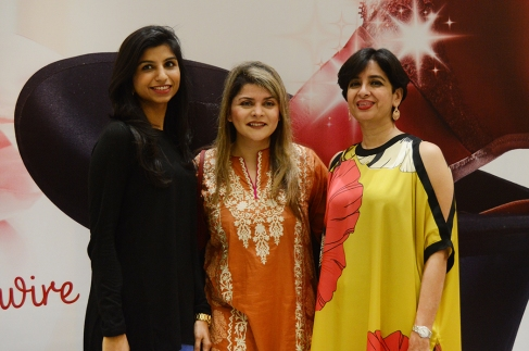 Mahwish, TU Dawood & Maliha Bhimji