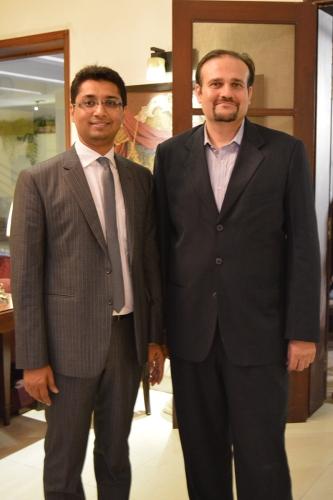 Adnan & Saad Baig
