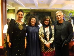 Bushra Ansari, Sania Saeed, Sultana Siddiqui & Hasan Zaidi