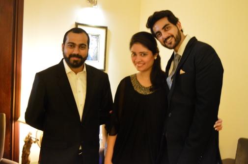 Mohammad Assani, Mina Ramzi & Turab Ramzi