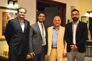 Saad Baig, Adnan, Fouad Hasan & Hassan