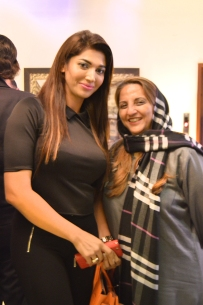 Sana Fakhar & Shanaz Ramzi
