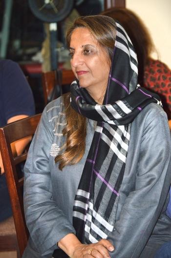 Shanaz Ramzi
