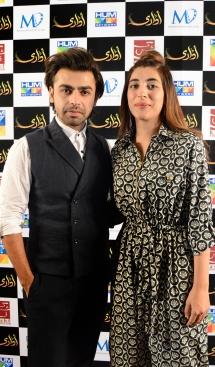 Farhan Saeed & Urwa Hocane