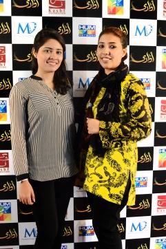 Mina Ramzi & Mariam Khan