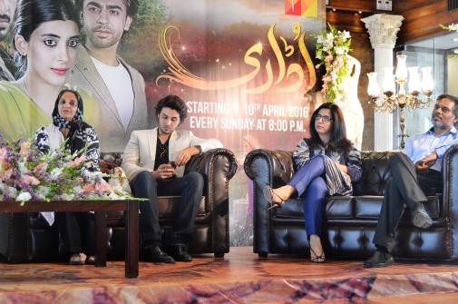 Shanaz Ramzi, Ahsan Khan, Momina Durraid and Ehtishamuddin
