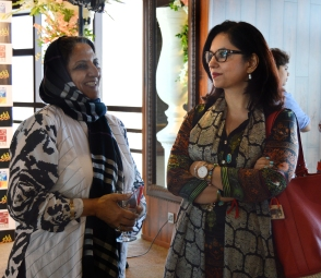 Shanaz Ramzi & Roshaneh Zafar