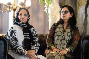 Shanaz Ramzi & Roshaneh Zafar2