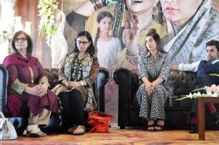 Sultana Siddiqui, Roshaneh Zafar, Urwa Hocane & Farhan Saeed