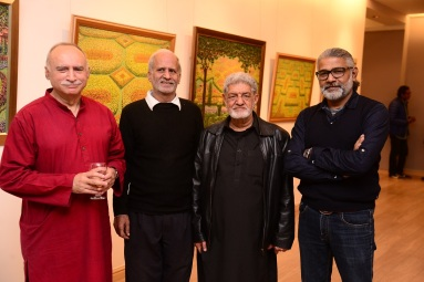 shahid-jalal-saeed-akhtar-r-m-naeem-with-a-guest