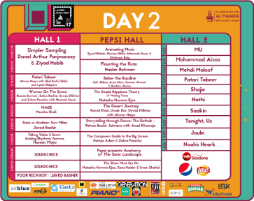 #LMM17 - Revised Schedule - Day-2 [F]